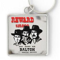 The Dalton Gang Keychain