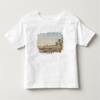 The Dam across the Nile, the building of the Aswan Toddler T-shirt