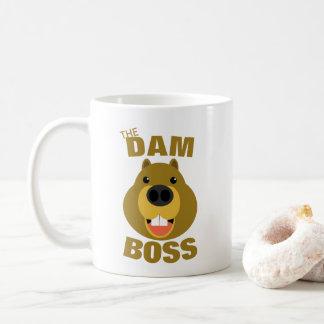 The Dam Boss Coffee Mug