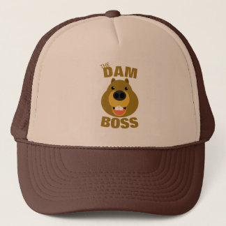 The Dam Boss Trucker Hat