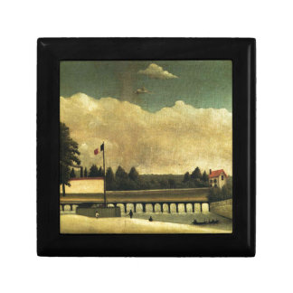 The Dam by Henri Rousseau Gift Box