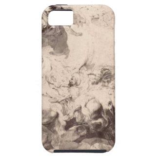 The Damage of Sennaherib by Peter Paul Rubens iPhone SE/5/5s Case