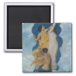 The Dance, 1856 2 Inch Square Magnet