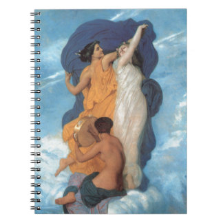 The Dance by William-Adolphe Bouguereau Notebook