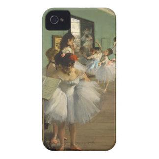 The Dance Class. Edgar Degas iPhone 4 Cover