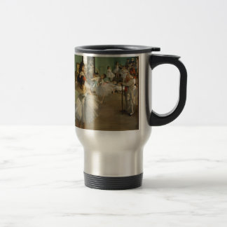 The Dance Class - Edgar Degas Travel Mug