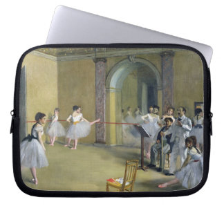 The Dance Foyer at the Opera Laptop Computer Sleeve