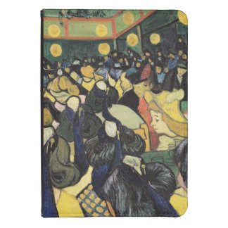 The Dance Hall at Arles, 1888 Kindle Case