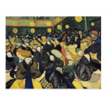 The Dance Hall at Arles, 1888 Post Cards