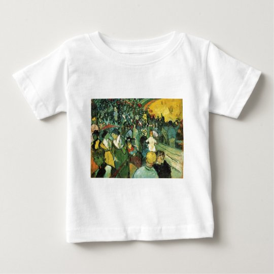 The Dance Hall in Arles Baby T-Shirt