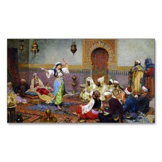 The Dance (harem girl) ~.jpg Business Card Magnet