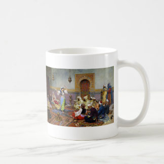 The Dance (harem girl) ~ Classic White Coffee Mug