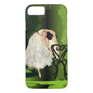 The Dance I phone Case(hand painted)) iPhone 7 Case