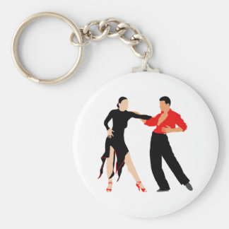 The Dance Keychain