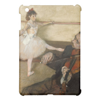 The Dance Lesson - Edgar Degas iPad Mini Cover