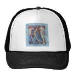 The Dance Mesh Hats