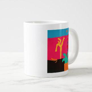 The Dance of Hope 1996 Giant Coffee Mug