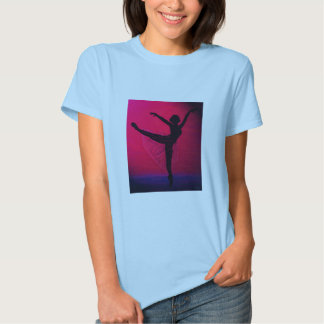 The Dance of Light at Sunset tee