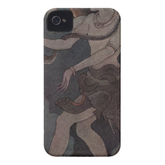 The Dance Of Shiva iPhone 4 Cover
