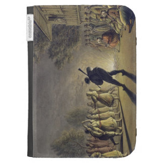 The Dance of the Bulgarian Peasants, pub. by Willi Kindle Keyboard Case