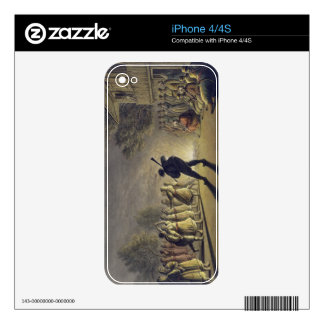 The Dance of the Bulgarian Peasants, pub. by Willi Decal For iPhone 4