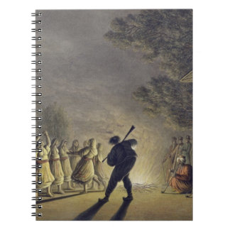 The Dance of the Bulgarian Peasants, pub. by Willi Notebook