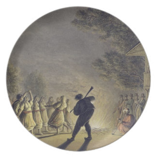 The Dance of the Bulgarian Peasants, pub. by Willi Plate