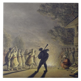 The Dance of the Bulgarian Peasants, pub. by Willi Tile