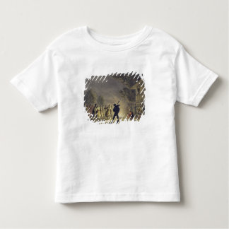 The Dance of the Bulgarian Peasants, pub. by Willi Toddler T-shirt