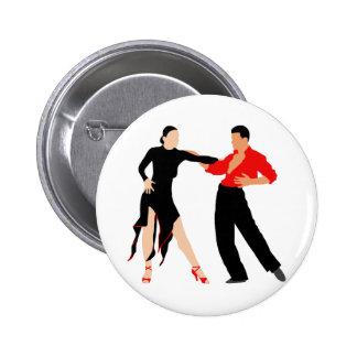 The Dance Pinback Button