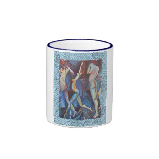 The Dance Ringer Coffee Mug