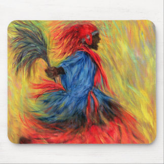 The Dancer 1998 Mouse Pad