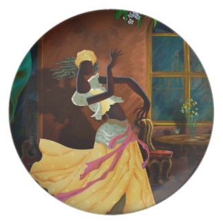 The Dancer Act 1 Plate