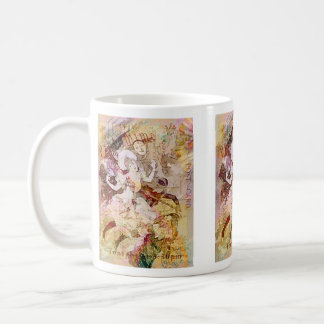 The Dancer and the Pierrot Mug