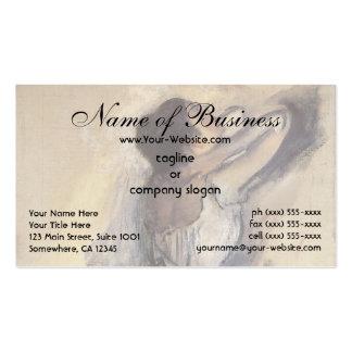 The Dancer by Edgar Degas Business Cards