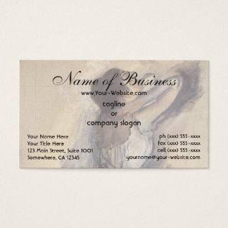 The Dancer by Edgar Degas Business Card