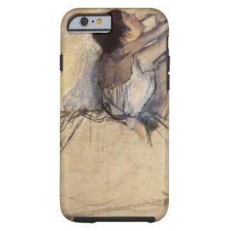 The Dancer by Edgar Degas, Vintage Ballet Art Tough iPhone 6 Case