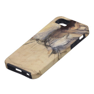 The Dancer by Edgar Degas, Vintage Ballet Art iPhone 5 Cover