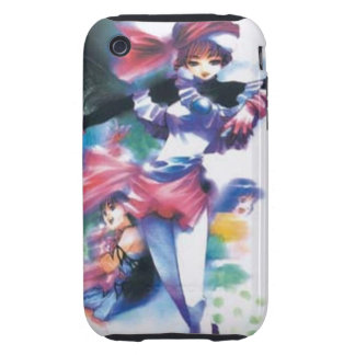 The dancer - tough iPhone 3 cases