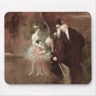 The Dancers, c.1925 (oil on canvas) Mouse Pad