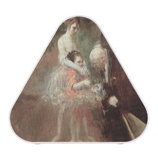 The Dancers, c.1925 (oil on canvas) Speaker