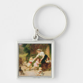 The Dancing Bear Keychains