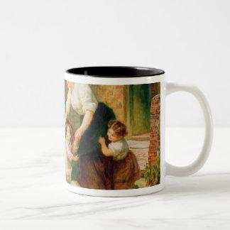 The Dancing Bear Coffee Mugs
