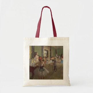 The Dancing Class c 1873-76 Canvas Bag