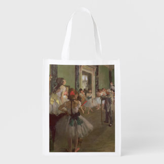 The Dancing Class, c.1873-76 Grocery Bags