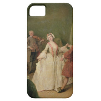 The Dancing Lesson iPhone SE/5/5s Case
