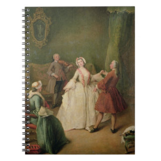 The Dancing Lesson Notebooks
