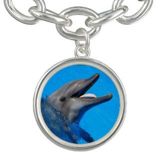 The Dancing Porpoise Charm Bracelet