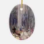 The Dancing Princesses Christmas Tree Ornament