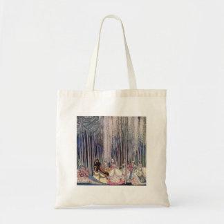 The Dancing Princesses Tote Bag